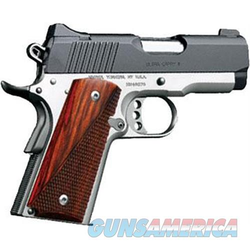 Kimber 45Acp Ultra Carry Ii 2-Tone KIM3200321  Guns > Pistols > K Misc Pistols