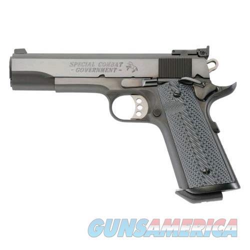 "Spc Combat Gov 45Acp Bl 5"" O1990CM  Guns > Pistols > C Misc Pistols"