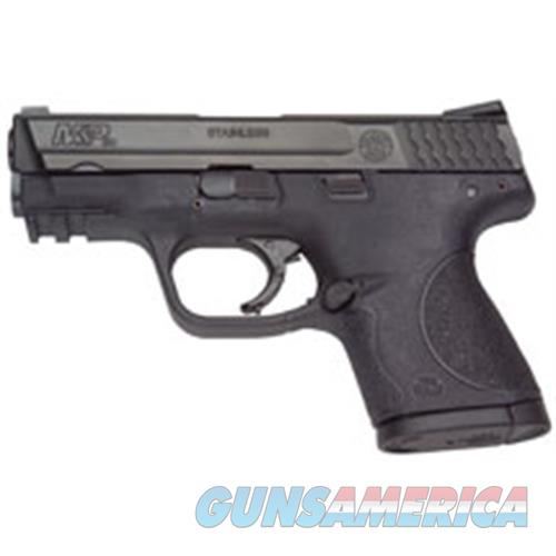 Smith & Wesson M&P 9Mm Cmpct 10R-Mag Sfty 109254  Guns > Pistols > S Misc Pistols