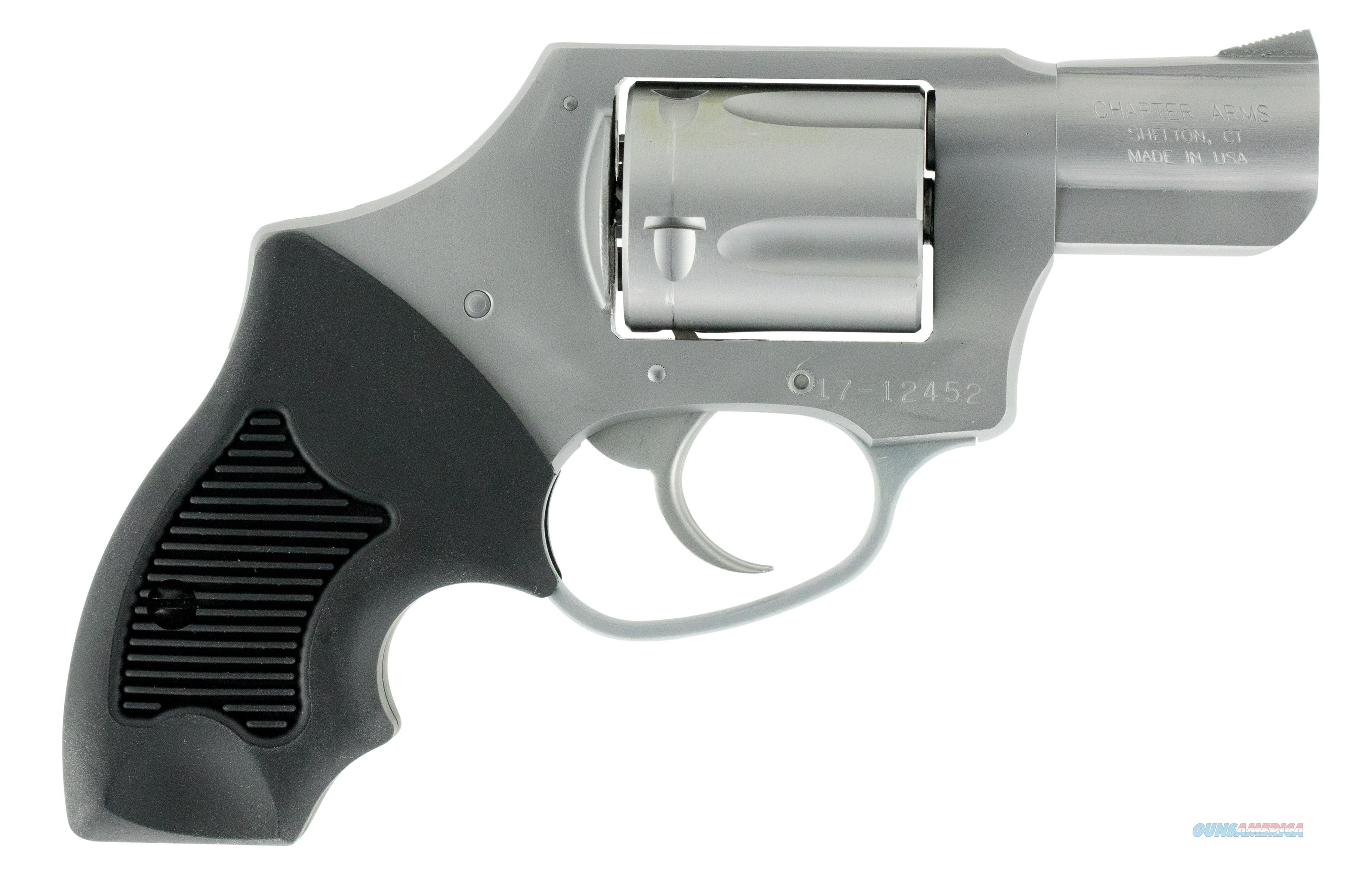 "Charter Arms Undrcvr 38Spl 2"" 5Rd Ss Dao 73811  Guns > Pistols > C Misc Pistols"