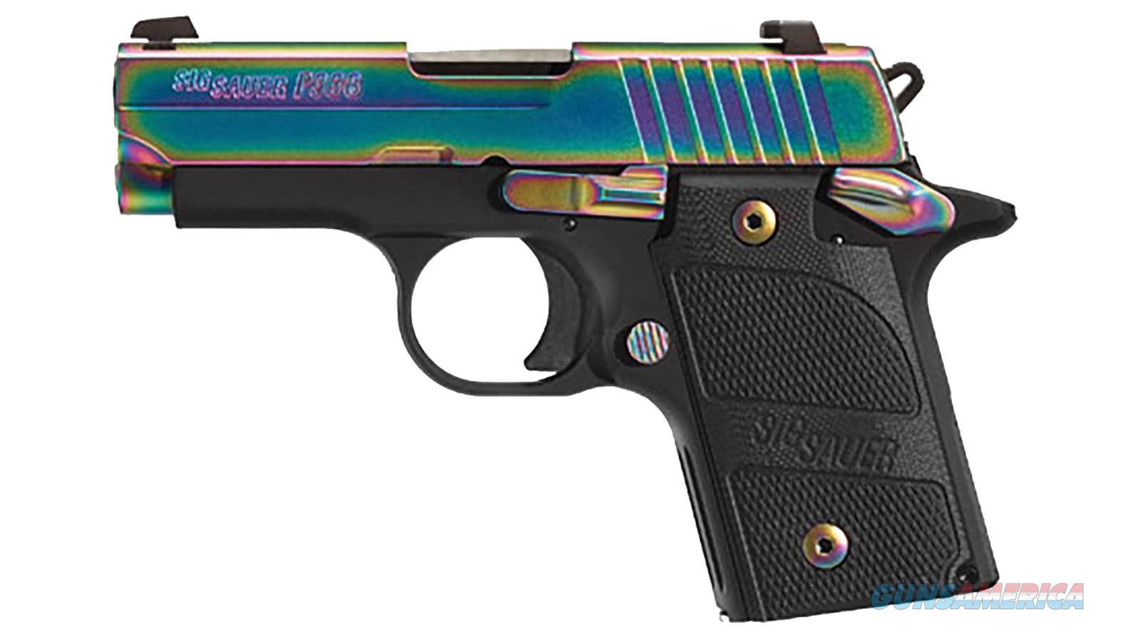 """Sig Sauer P938 Edge 9Mm 3"""" 6Rd 938-9-EDGE-AMBI  Guns > Pistols > S Misc Pistols"""