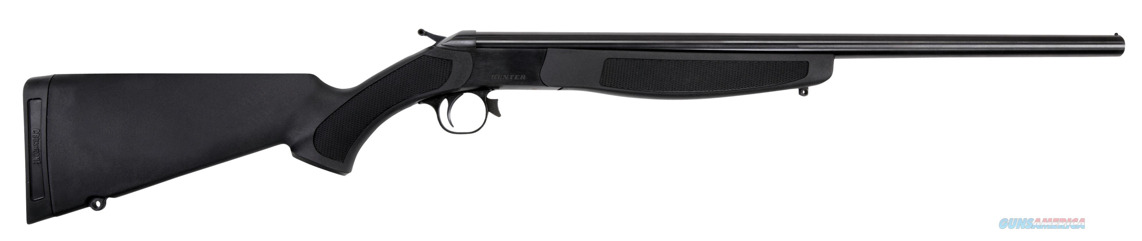 "Cva Hunter Compact .410 24"" Blued/Black Full Choke Barrel< CR5801  Guns > Rifles > C Misc Rifles"