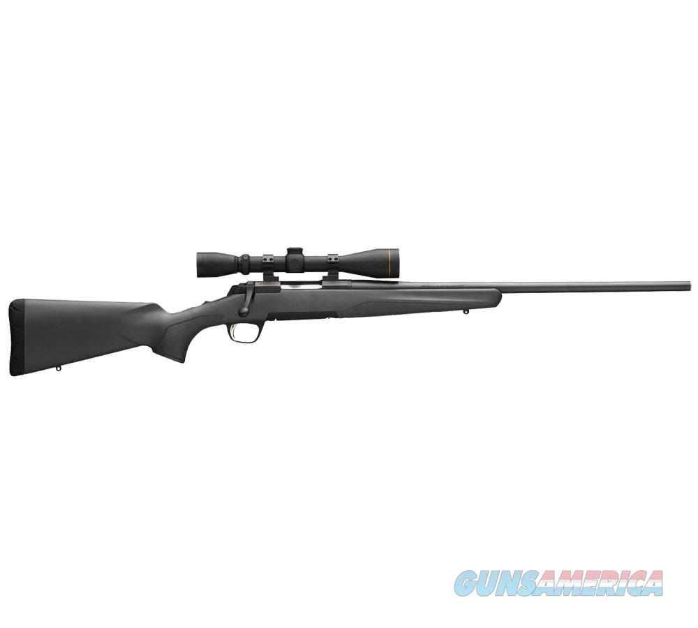 Browning Xbolt Pkg Vx1 3-9X40 243 035372211  Guns > Rifles > B Misc Rifles