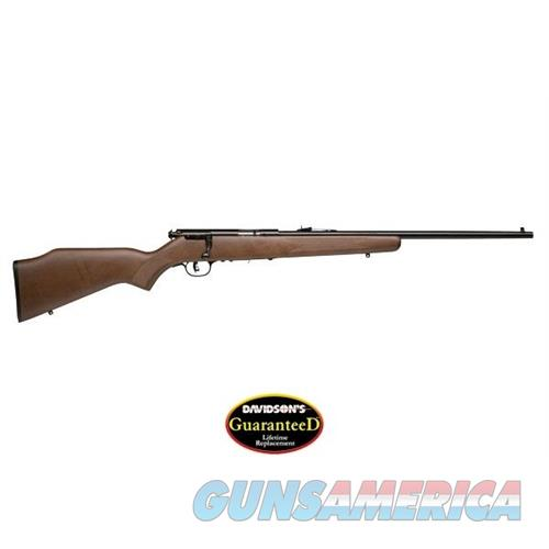 Savage Arms Mark I-Gy 22Lr Ba Sng B 60702  Guns > Rifles > S Misc Rifles