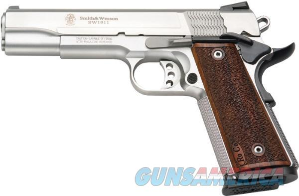 "SMITH & WESSON SW1911 9MM 5"" 10RD SS AS 178047  Guns > Pistols > Smith & Wesson Pistols - Autos > Steel Frame"