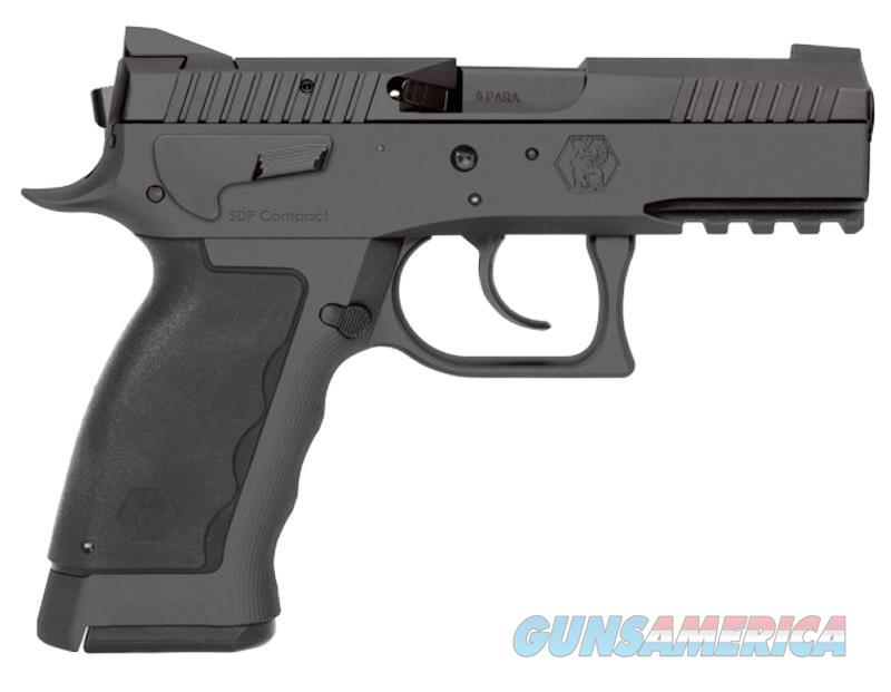 "KRISS USA WSDCME084 SPHINX SPD COMPACT SINGLE/DOUBLE 9MM 3.7"" 17+1 BLK POLYMER G WSDCME084  Guns > Pistols > K Misc Pistols"