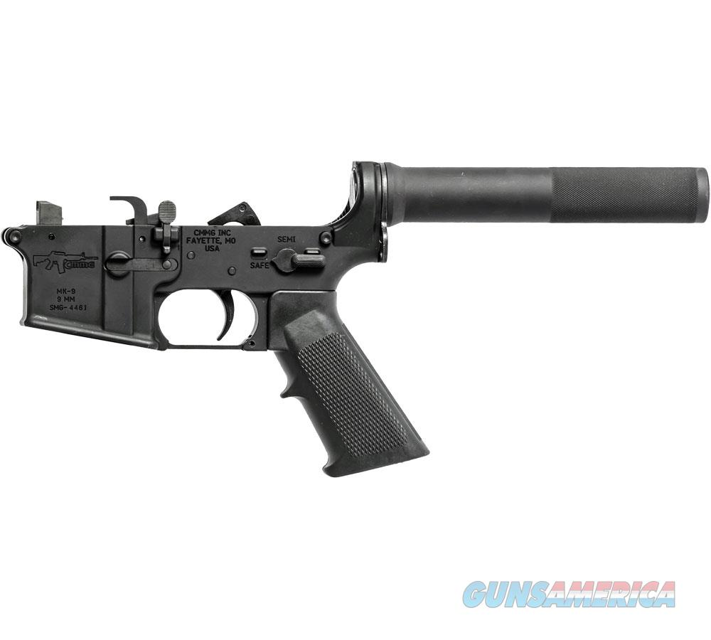 Cmmg Lower Group Mk9 9Mm 90CA3C2  Guns > Rifles > C Misc Rifles