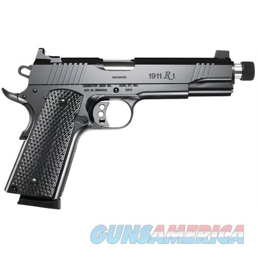 Remington Arms Co., Llc M1911 R1 45Auto 7Rd Blk Trd Brl 96339  Guns > Pistols > R Misc Pistols