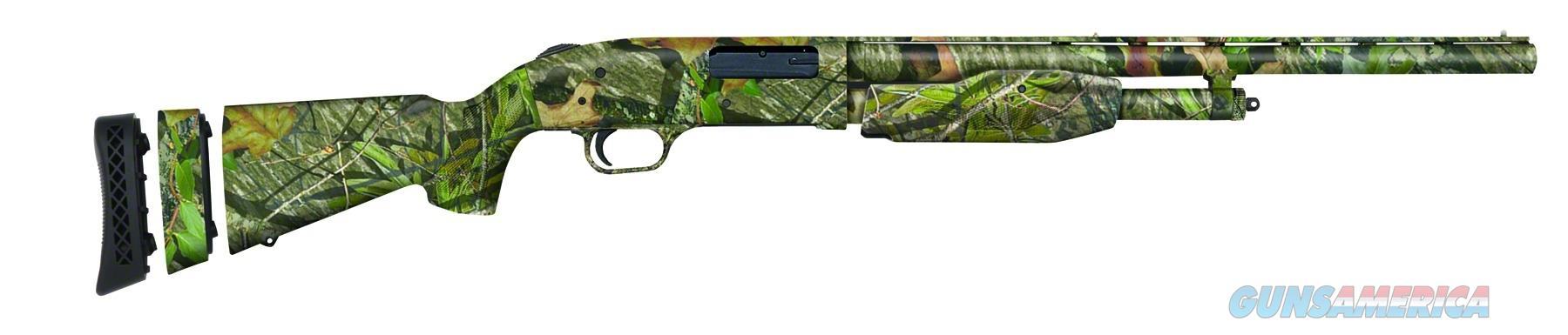 "MOSSBERG FIREARMS 510MINI SBNTM 20GA 18.5"" 50494  Guns > Shotguns > Mossberg Shotguns > Pump > Sporting"