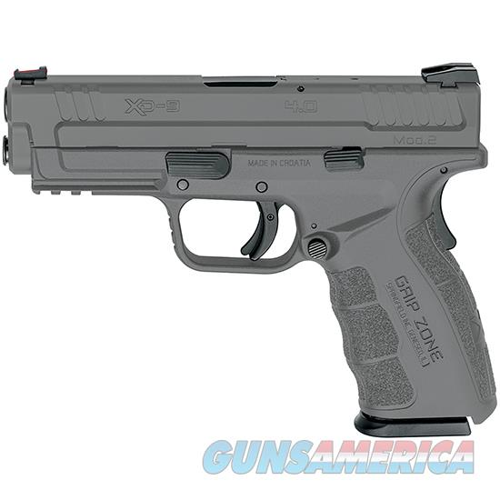 Springfield Armory Xdg 9Mm Mod 2 Gry Frame Gry Cerakote Slide XDG9101YHCGRY  Guns > Pistols > S Misc Pistols