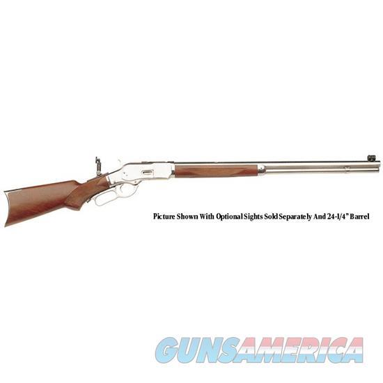 Taylor's & Co Uberti 1873 45Lc 20 Pg White Finish 204W03  Guns > Rifles > TU Misc Rifles