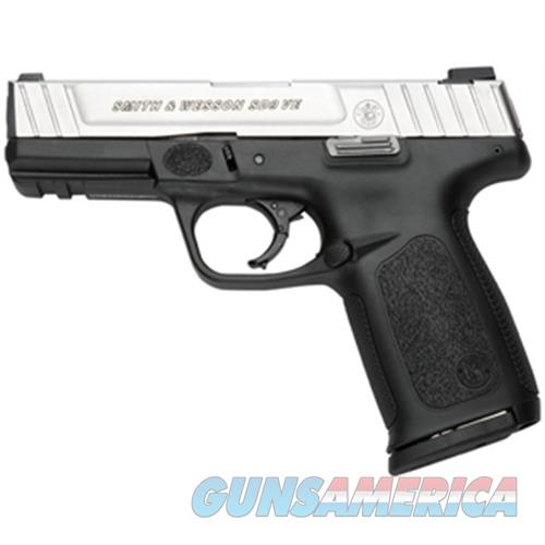 Smith & Wesson Sd9ve 9Mm 4 16Rd Ss Blk Poly 223900  Guns > Pistols > S Misc Pistols