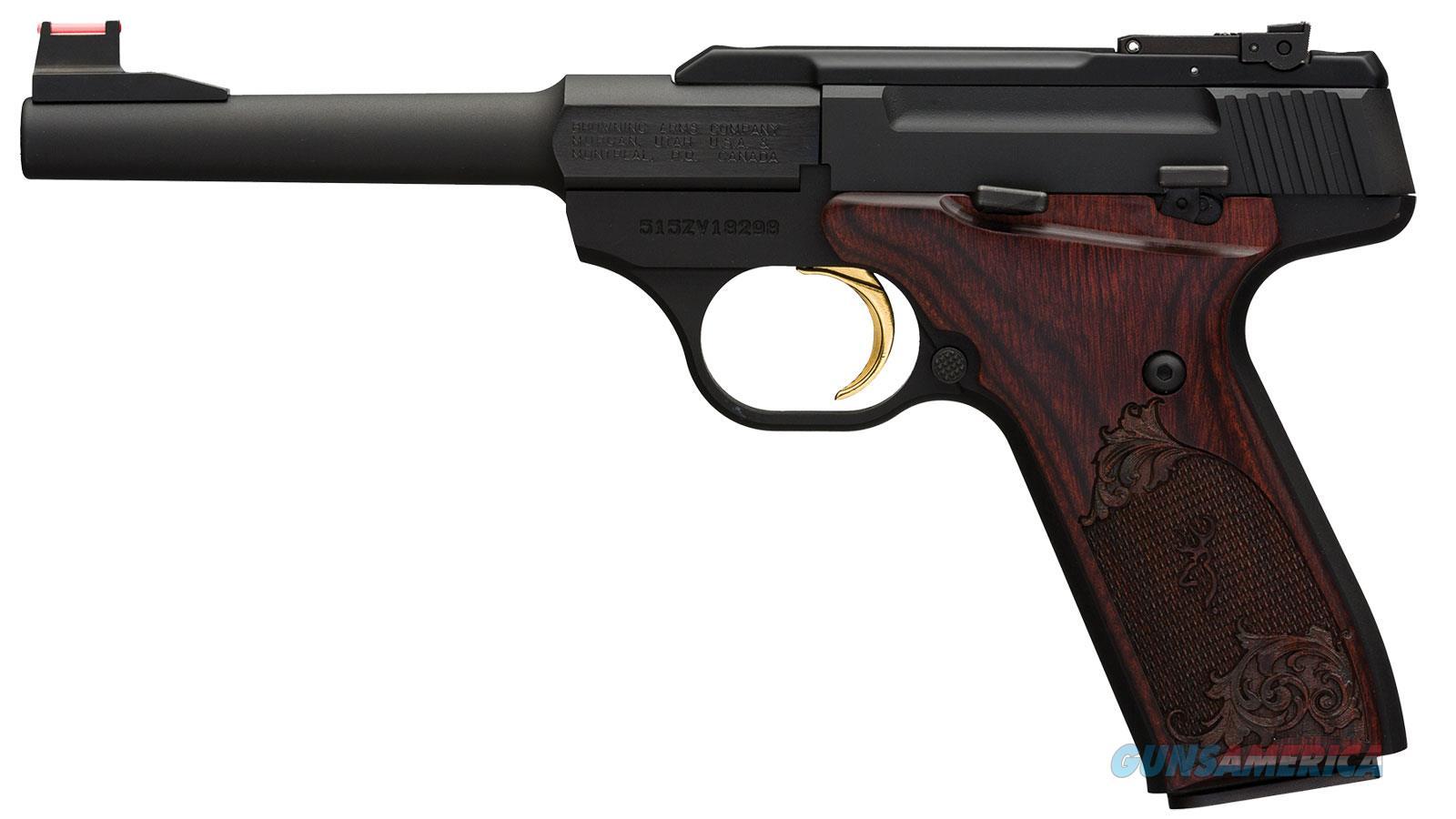 "Browning Bkmk Chal 22Lr 5.5"" 10Rd 051519490  Guns > Pistols > B Misc Pistols"