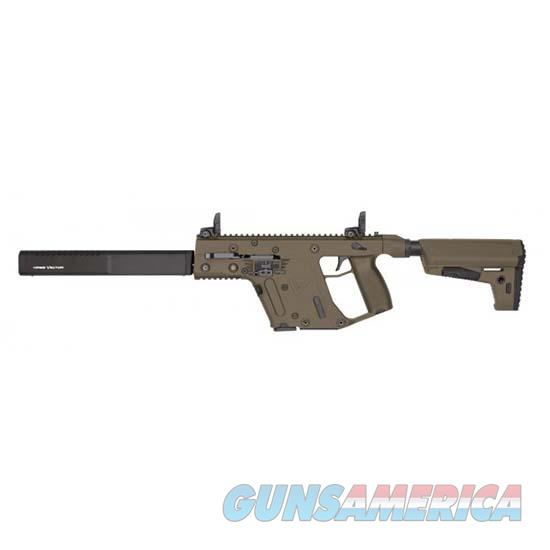 Kriss Newco Usa Inc Vector Crb G2 9Mm Fde Ca Compliant KV90CFD22  Guns > Rifles > K Misc Rifles
