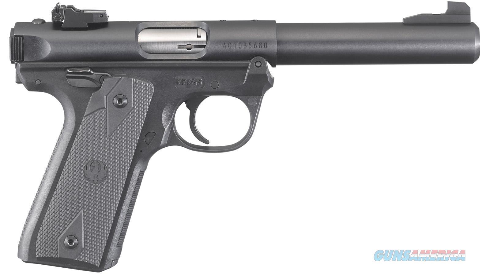 "Ruger Mark Iv 22/45 22Lr 5.5"" 40107  Guns > Pistols > R Misc Pistols"