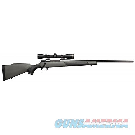 Weatherby Vanguard Syn 257Wby 26 Blk Gry Leu Vx2 Pkg VLP257WR6O  Guns > Rifles > W Misc Rifles