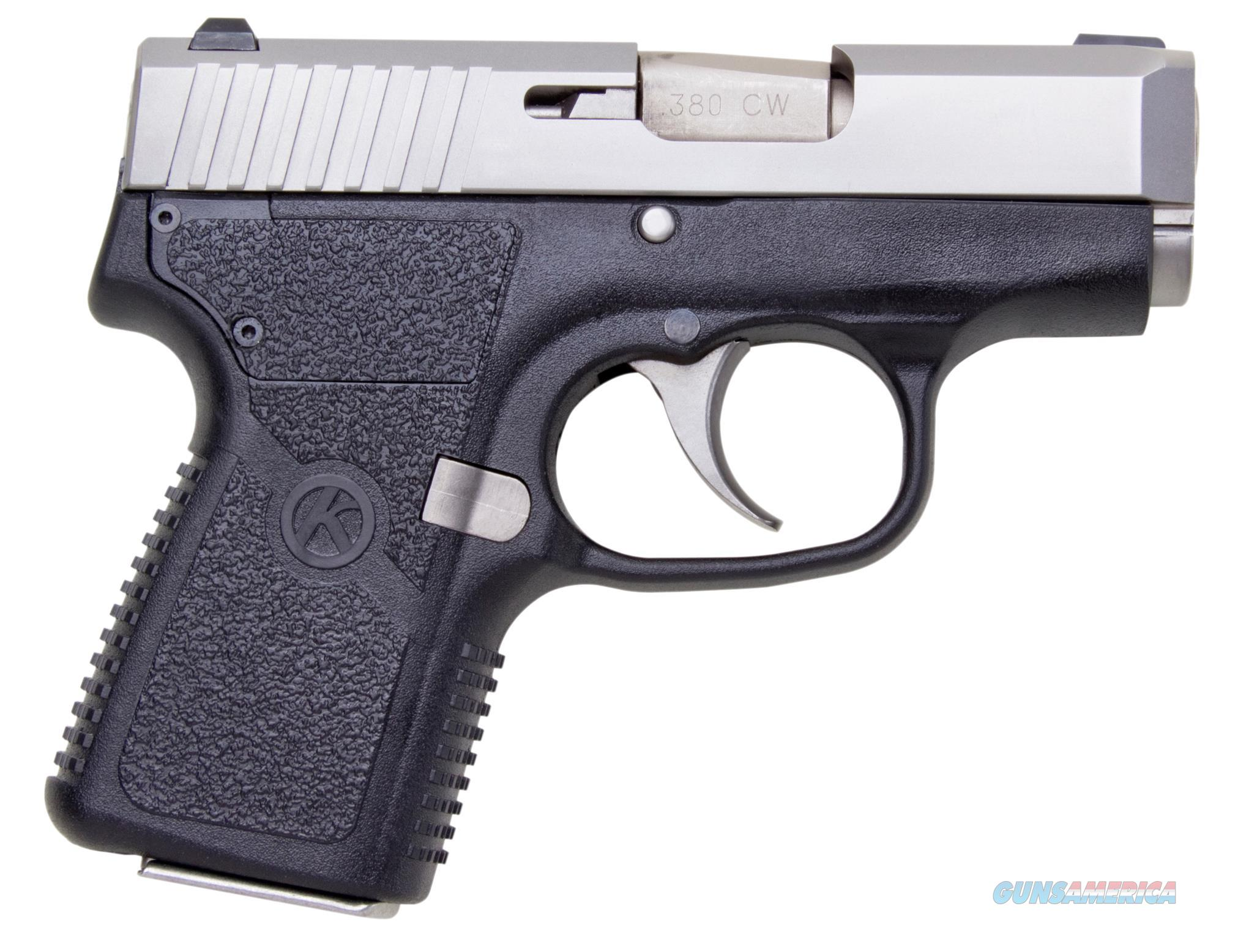 KAHR ARMS CW380 380ACP 2.5 SS POLY FRONT NIGHT SIGH CW3833N  Guns > Pistols > Kahr Pistols