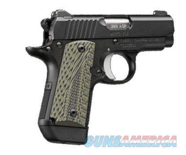 Kimber 380Acp Micro Tle KIM3300190  Guns > Pistols > K Misc Pistols