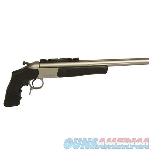 Cva Scout V2 Lr Pistol 14 243Win Ss Blk CP713S  Guns > Pistols > C Misc Pistols