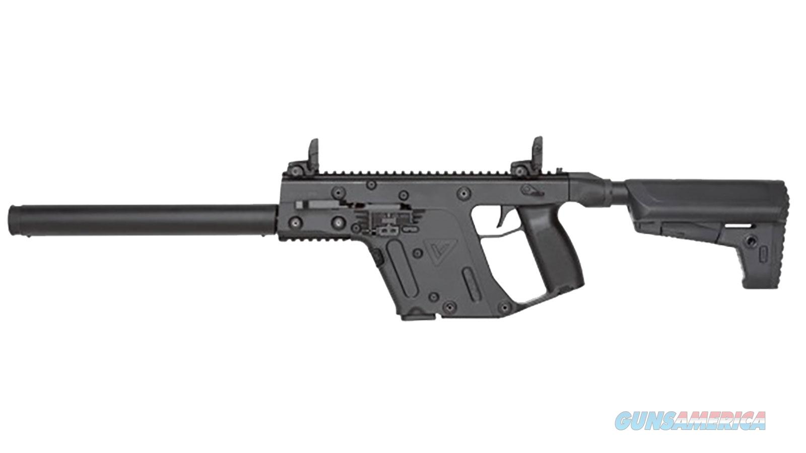 "Kriss Newco Usa Inc Vector Crb G2 .45Acp 16"" 10Rd Black California KV45-CBL22  Guns > Rifles > K Misc Rifles"