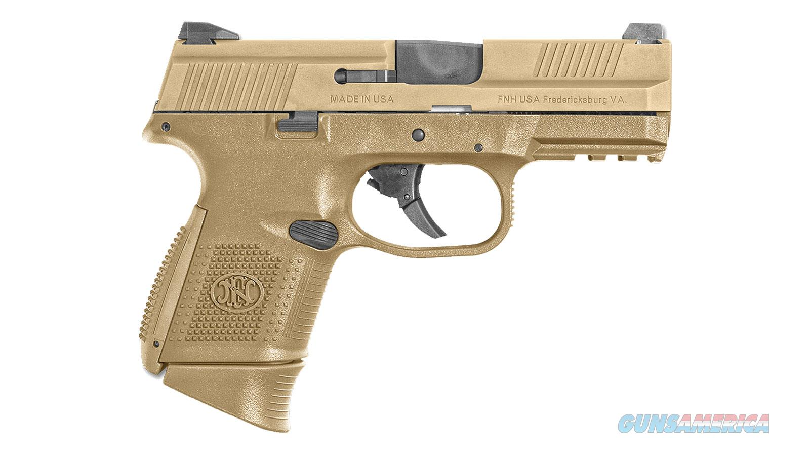 """Fn Manufacturing Fns-9C Fde 9Mm 3.6"""" 17Rd 67993  Guns > Pistols > F Misc Pistols"""
