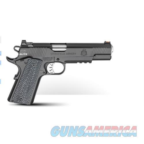 Springfield Armory 1911 Range Officer Elite Operator 45Acp PI9131E  Guns > Pistols > S Misc Pistols