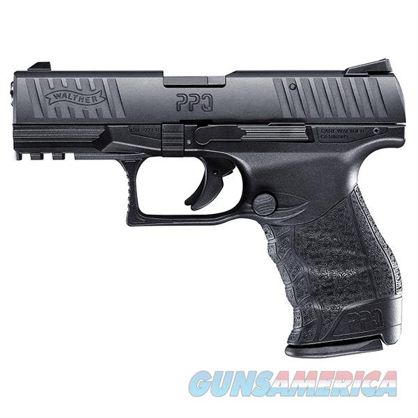 "WALTHER ARMS PPQ 22LR 4"" PSTL BLK 10RD 5100303  Guns > Pistols > Walther Pistols > Post WWII > P99/PPQ"