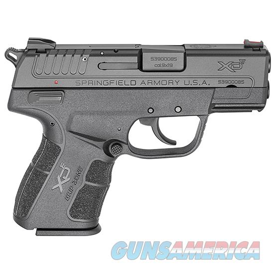 Springfield Armory Xde 9Mm Edc Pkg 2 8Rd 1 8Rd Ext 1 9Rd XDE9339BEN18  Guns > Pistols > S Misc Pistols