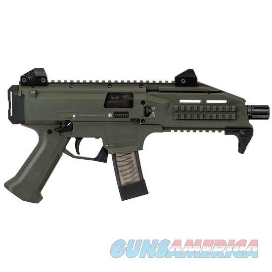 Czusa Scorpion Evo 3 S1 9Mm Odg 1/2X28 Thrd 20Rd 91355  Guns > Pistols > C Misc Pistols