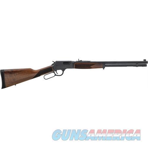 "Henry H012c Big Boy Steel  Lever 45 Colt (Lc) 20"" 10+1 Checkered American Walnut Stk Blued H012C  Guns > Rifles > H Misc Rifles"