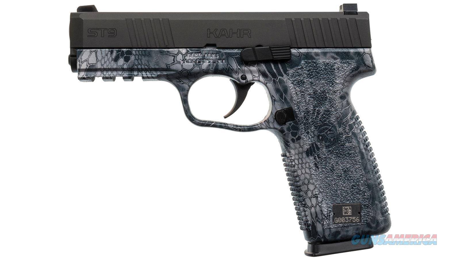 "Kahr Arms St9093tig 9Mm 4"" 8/9Rd Limited ST9093TIG  Guns > Pistols > K Misc Pistols"