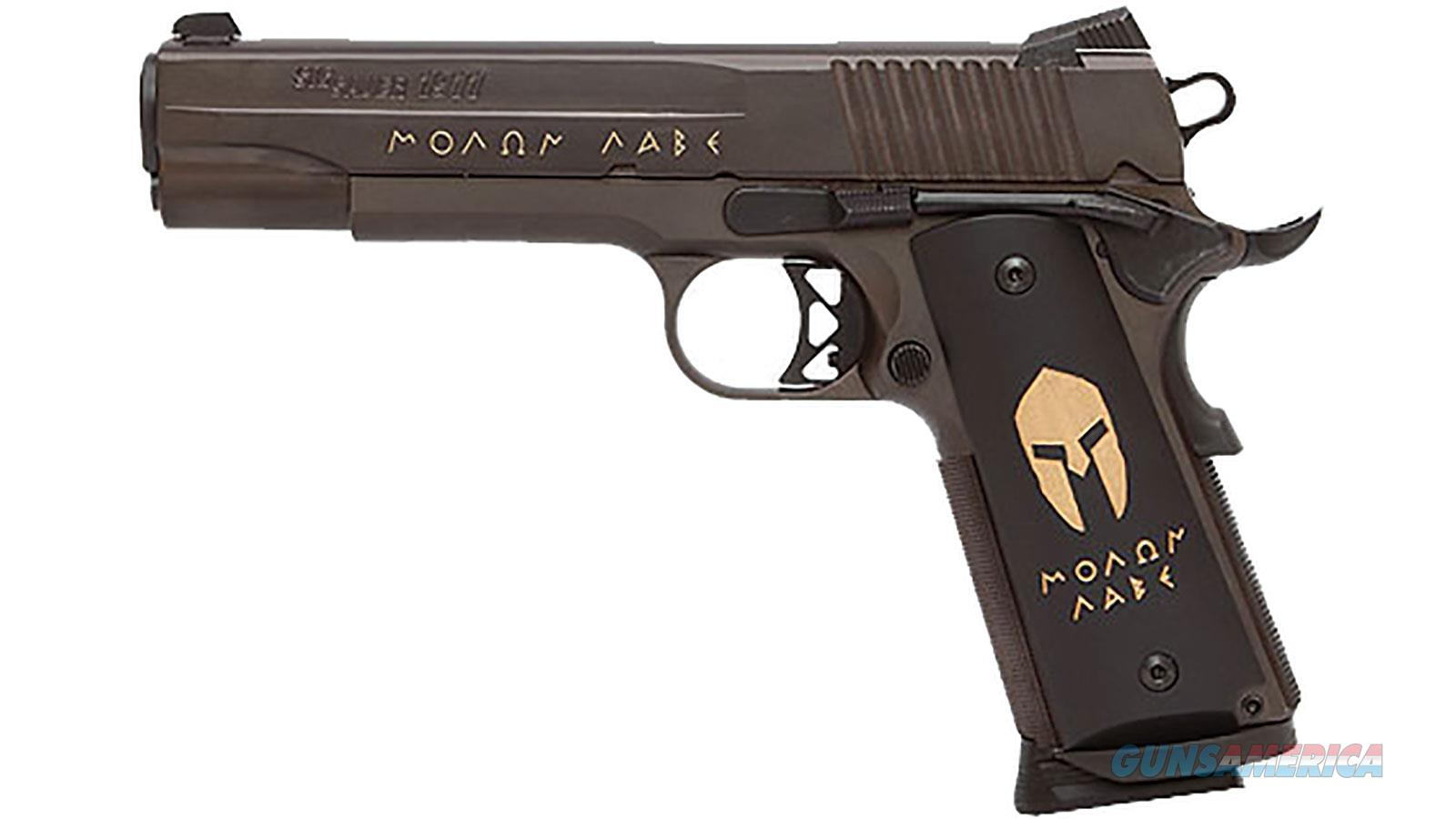 "Sig Sauer 1911 Spartan 45Acp 8Rd 4.2"" 1911CA45SPARTAN  Guns > Pistols > S Misc Pistols"