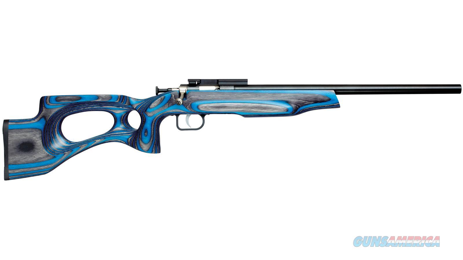"""Keystone Sporting Arms Crkt Tgt Blue 22Lr 16.125"""" KSA2549  Guns > Rifles > K Misc Rifles"""