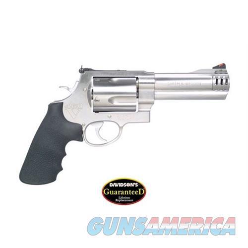 Smith & Wesson M460v 460Sw Rev 5Ss 163465  Guns > Pistols > S Misc Pistols