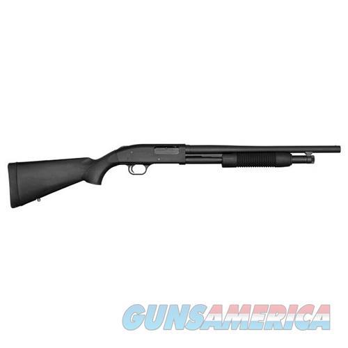 500 12/18.5 Matte/Syn 6 Shot 52136-MOS  Guns > Shotguns > MN Misc Shotguns
