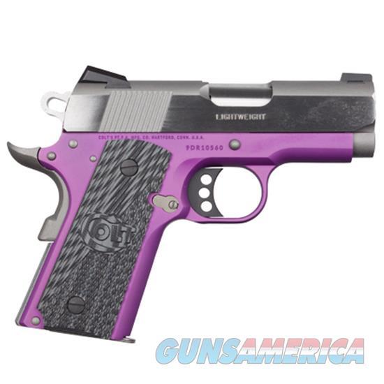 Colt Defender 9Mm Purple 3 Ss Slide 1 Of 400 O7002D-AP  Non-Guns > Magazines & Clips > Pistol Magazines > Other