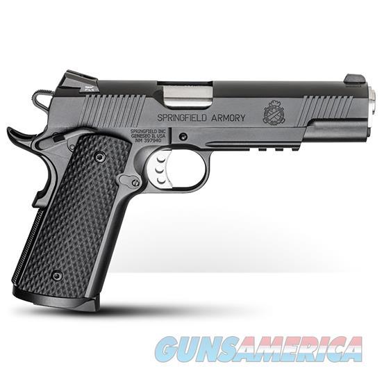 Springfield Armory Loaded Operator 45Acp Blk W/ Range Bag PX9105LL18  Guns > Pistols > S Misc Pistols