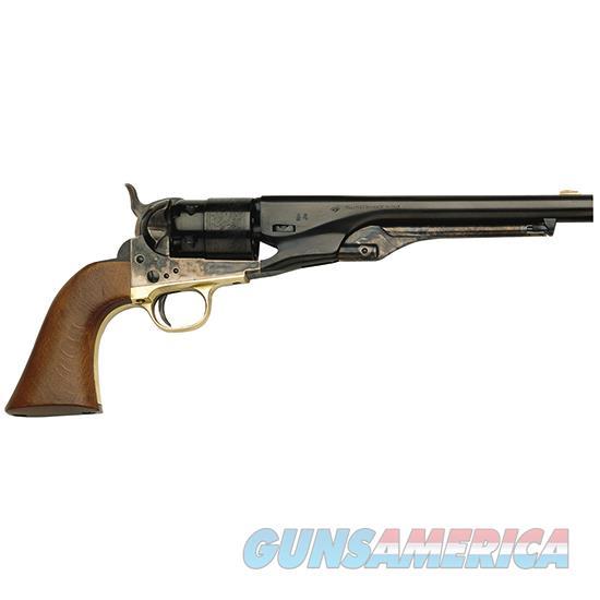 """Traditions Fr18602 1860 Army 44 Bp 8"""" Hammer/Blade Walnut Grip Blued FR18602  Guns > Pistols > TU Misc Pistols"""