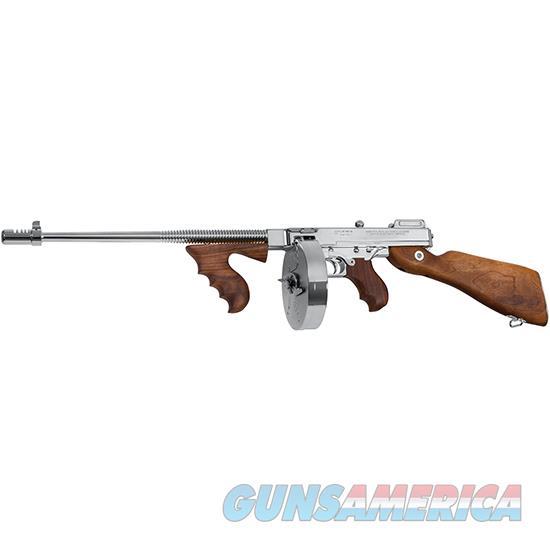 Auto Ordnance / Thompson Thompson 1927A1 Delux 45Acp Hard Chrome Plated T150DCR  Guns > Rifles > A Misc Rifles