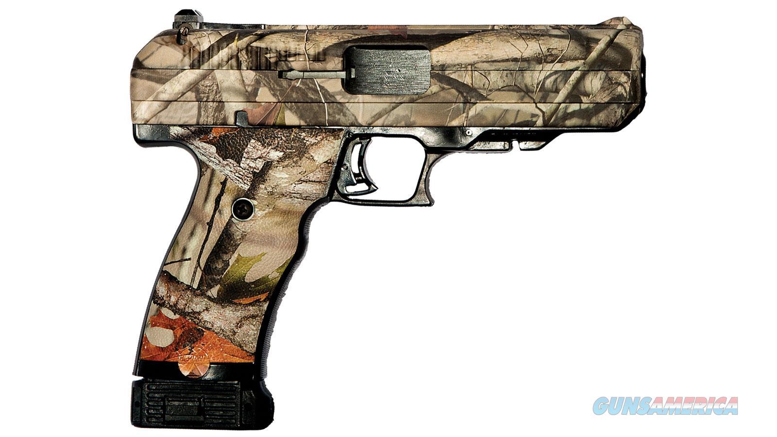 """Hi-Point 34510Wc Single 45 Automatic Colt Pistol (Acp) 4.5"""" 9+1 Woodland Camo Grip/Frame 34510 WC  Guns > Pistols > H Misc Pistols"""