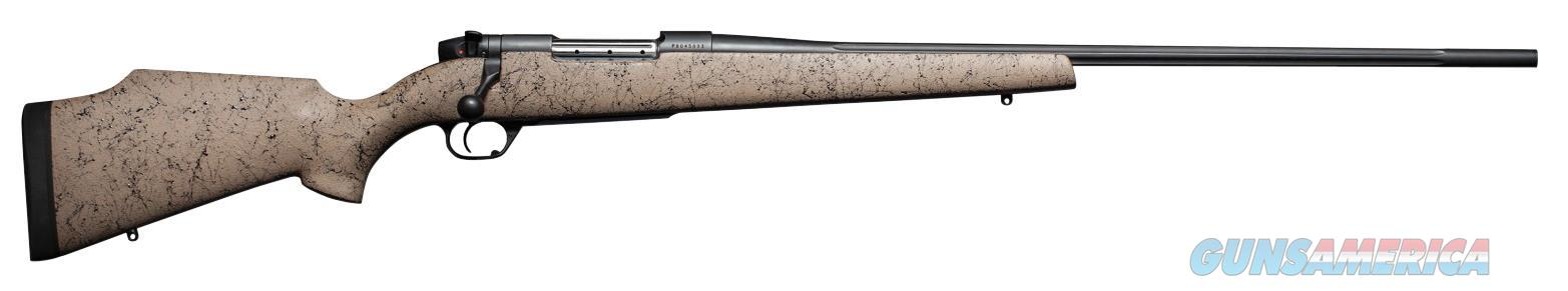 WEATHERBY 257WBY MKV 26 ULTRALITE TANBLKWEB MUTM257WR6O  Guns > Rifles > Weatherby Rifles > Sporting