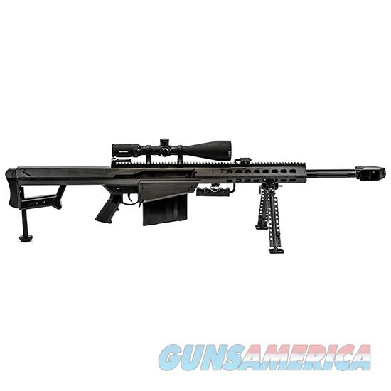 Barrett Firearms Mfg. 82A 50Bmg 20 Nf Shv 4-14X56 +Rings 18314  Guns > Rifles > B Misc Rifles