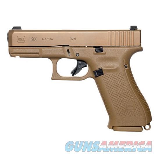 Glock G19x Comm 9Mm 10Rd PX1950701  Guns > Pistols > G Misc Pistols