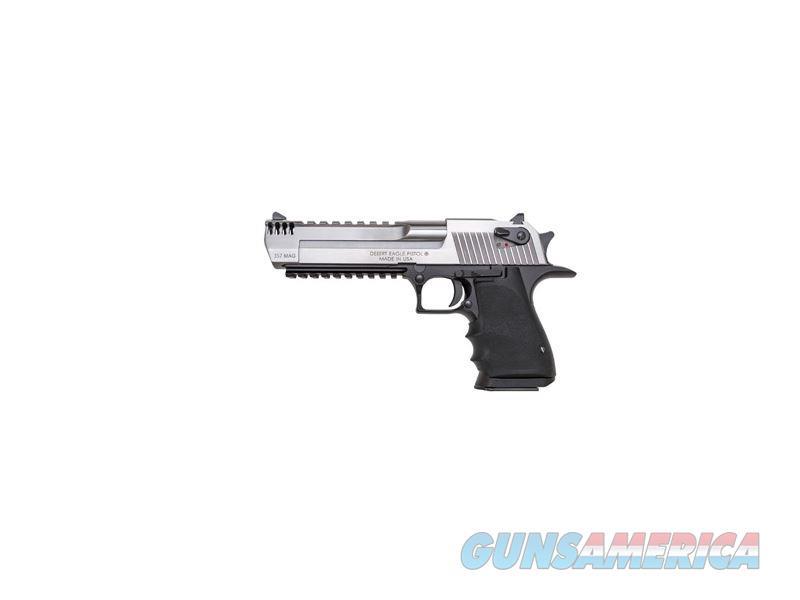 """Magnum Research Eagle Mark Xix .357Mag 6"""" Black Aluminum Frame DE357ASIMB  Guns > Pistols > MN Misc Pistols"""