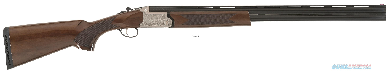 "Tristar Upland Hunter O/U Shotgun, 20 Ga, 3"", 26"" Bbl, Vr, Blue, Silver Receiver, Walnut Stock, Ejectors, Ct-5 Chokes 98082  Guns > Rifles > TU Misc Rifles"