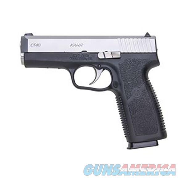 """Kahr Arms Ct40 4"""" Blk 40Sw 1Mag CT4043  Guns > Pistols > K Misc Pistols"""
