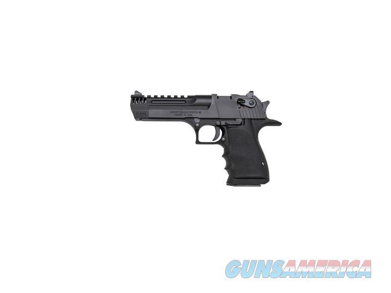 """Magnum Research Desert Eagle S-A Pistol 44 Mag Lwt Mark Xix 5"""" Muzzle Brake 8Rd DE445IMB  Guns > Pistols > Magnum Research Pistols"""