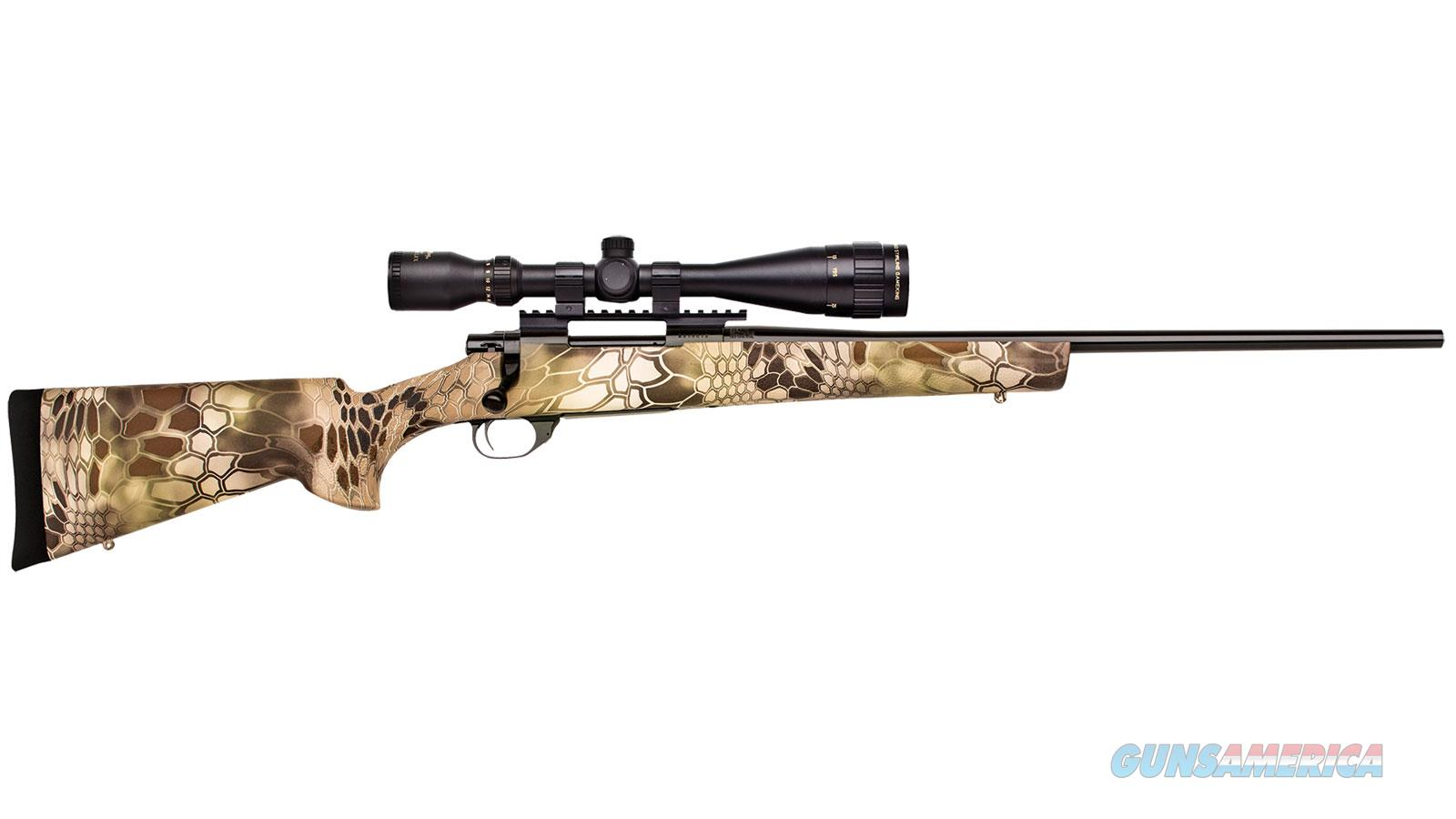 "Legacy Sports Kryptek 22-250 22"" 5Rd Blu HKF61207KH+  Guns > Rifles > L Misc Rifles"