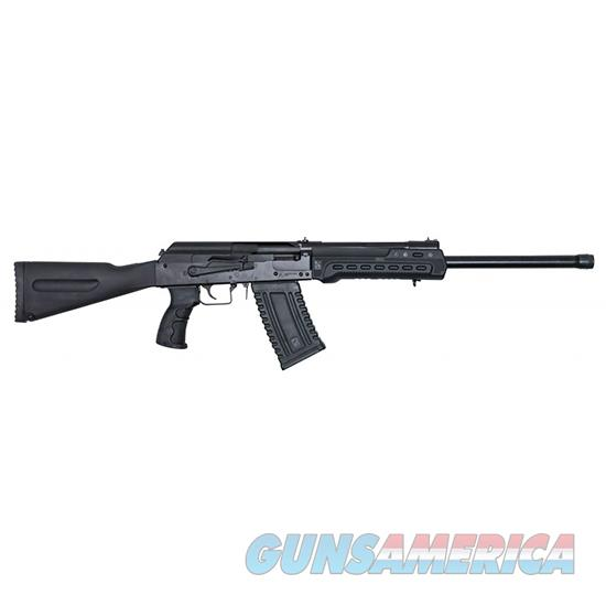 Kalashnikov Usa (Rwc Grp) 12Ga 3 18 Blk Syn Fixed Stk 5Rd KS-12  Guns > Shotguns > K Misc Shotguns