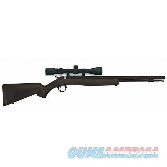 Cva Wolf 50Cal Blue/Blk 3-9X32 Scope PR2110SC  Non-Guns > Black Powder Muzzleloading